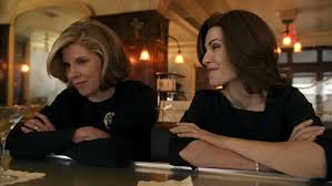 the good wife hairstyle will the good wife spinoff answer burning questions about alicia