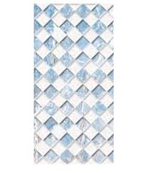 Kajaria Wall Tiles For Living Room Buy Kajaria Ceramic Wall Tiles Galaxy Azul Pyramid Online At Low