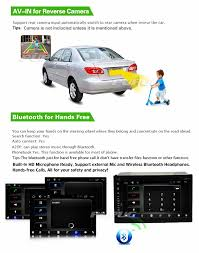 connect android to car stereo usb eincar 7 inch android 4 4 4 all touch tablet