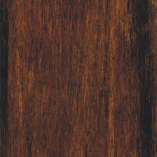 Hand Scraped Laminate Flooring Home Depot Home Legend Strand Woven Java 3 8 In Thick X 5 1 8 In Wide X 36