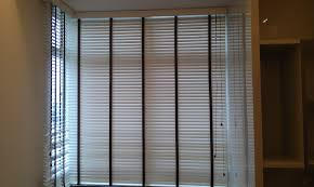 our wooden blinds