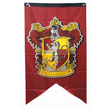 Triangle College Flags Harry Potter Banners Gryffindor Slytherin Hufflerpuff Ravenclaw