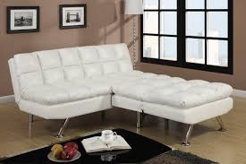 white leather twin size sofa bed steal a sofa furniture outlet