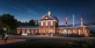 The Art Museums of Colonial Williamsburg Breaks Ground on its