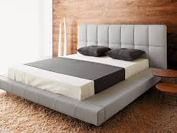 Modern Platform Bed Frames Modern Platform Bed Frame Design The 12 Fascinating