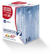 magnesio supremo composizione linea act magnesio 2 act magnesio puro