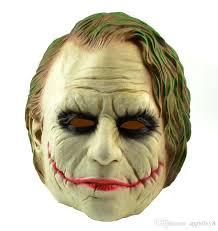 Batman Dark Knight Halloween Costume Lnl Scary Joker Batman Dark Knight Movie Mask Resin Halloween