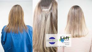 hair extensions for hair how to avoid damage hair extensions l hair salon in western ma