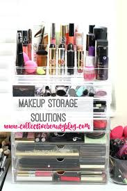 Bathroom Makeup Organizers Desk 90 Makeup Storage Desk Units Enchanting Makeup Storage