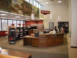 Library Reference Desk Municipal U2014 Baily U0026 Johnson Architects