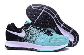 Nike Sport womens nike air zoom pegasus 33 green white black shoes nike usa