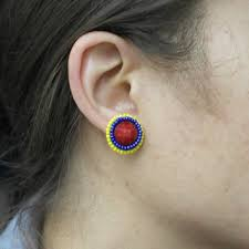 flat back earrings best flat back earrings products on wanelo
