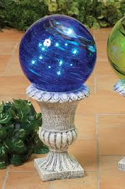 Hanging Gazing Ball Gerson Company 20 5