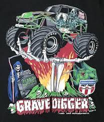 grave digger monster truck merchandise monster truck t shirts our t shirt
