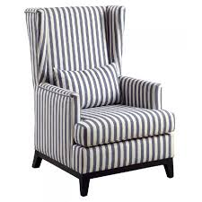 Striped Accent Chair Gorgeous Striped Accent Chair Accent Chairs Collection On Ebay