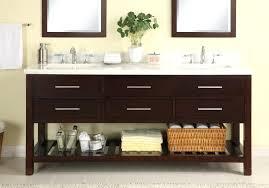 72 Inch Double Sink Bathroom Vanity by Bathroom Vanities Craftsman Style Bathroom Vanities Mission Style