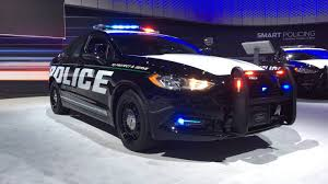 why ford u0027s new hybrid police car is a
