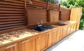 meuble cuisine exterieure bois cuisine exterieure ikea ausgezeichnet meuble cuisine exterieur ikea