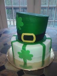 irish theme birthday cake cakecentral