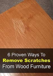Fix Hardwood Floor Scratches - furniture scratches hints u0026 stuff pinterest wood furniture