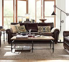 Pottery Barn Teen Couch Webster Sofa Collection Pottery Barn