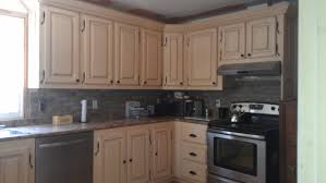 teindre armoire de cuisine meuble armoire cuisine meuble bas de cuisine en pin blanc l 120 cm