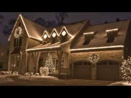 outdoor christmas lights ideas decorations youtube