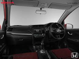 Interior Mobilio Dealer Honda Gading Serpong Honda Tangerang Promo Honda Mobilio