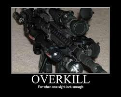 Overkill Meme - image 590994 overkill know your meme