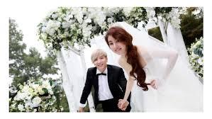 Wedding Dress Eng Sub We Got Married Teukso Couple U003c3 Watch Them Http Wgmhammer