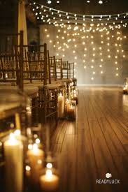 Christmas Light Decoration Ideas by Best 25 Candlelight Wedding Ideas On Pinterest Petite Bride