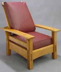 Morris Chair Bow Arm Morris Chair