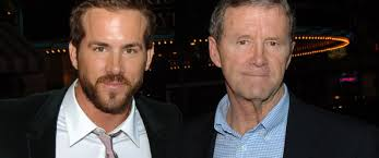 ryan reynolds mourning the loss of his father celebritynews io