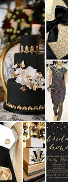 black and gold wedding ideas 50 trendiest gold wedding ideas glam