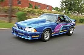 1990 ford mustang 1990 ford mustang gt flashback fox photo image gallery