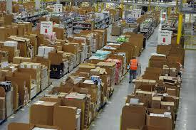 inside amazon u0027s swansea warehouse wales online