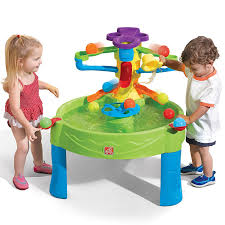 Amazon Com Step2 Busy Ball Play Table Toys Games