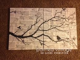 diy wall decor birds with ideas picture 22386 kaajmaaja