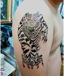 cheap tiger design temporary find tiger design temporary