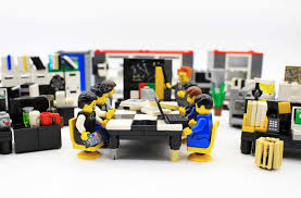 Lego Office by Mark Pallot U2013 Corporate Crayon