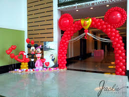 wedding arch kuching mickey and minnie wedding decorations balloon decorations for