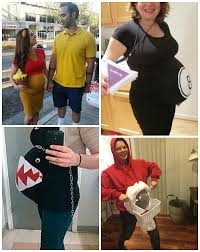 pregnancy costume clever costume ideas crafty morning