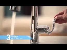 moen u0027s motionsense kitchen faucet youtube