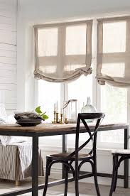 Elegant Window Treatments by These Are My Favorite Kind Of Roman Shades Simple And Elegant