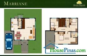 Philippine House Designs And Floor Plans For Small Houses Modern Houses Floor Plans Philippines House Plans