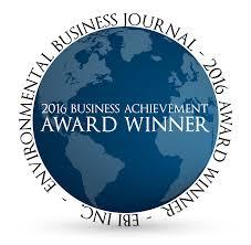 ebj 2016 business achievement awards environmental business