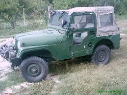kaiser jeep lifted my 1962 kaiser jeep team bhp