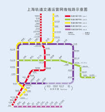 Shanghai Metro Map In Chinese by Shanghai Metro Line 4 Wangjianshuo U0027s Blog