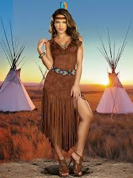 american indian halloween costumes on the trail indian costume native american
