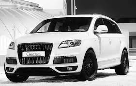 Audi Q5 Body Kit - caractère audi q7 body kit west coast motorsport